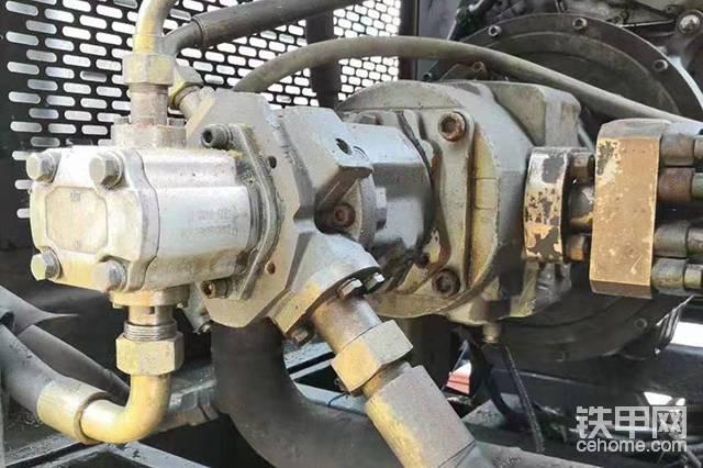 08年三一9014车载泵帖子图片