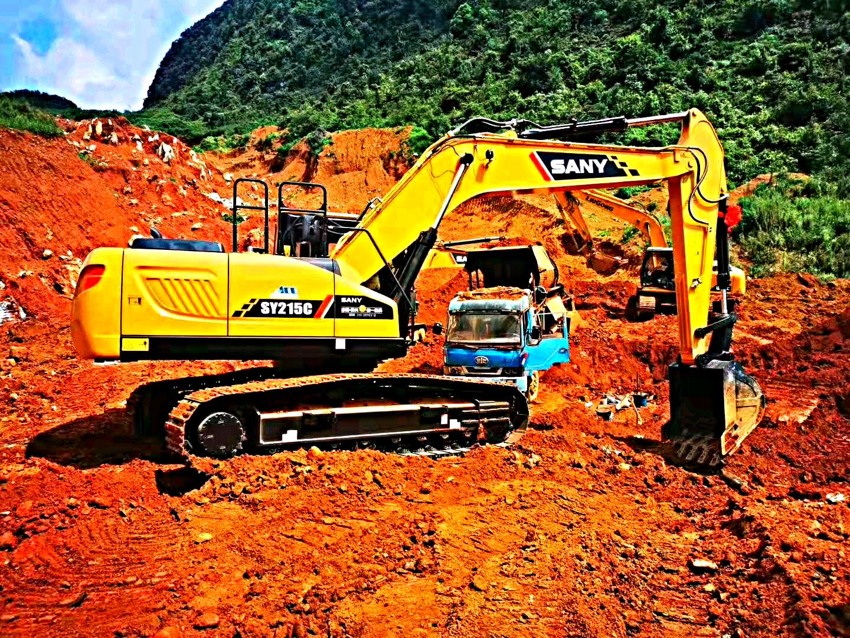 【发现三一】挖掘机械、中国第一