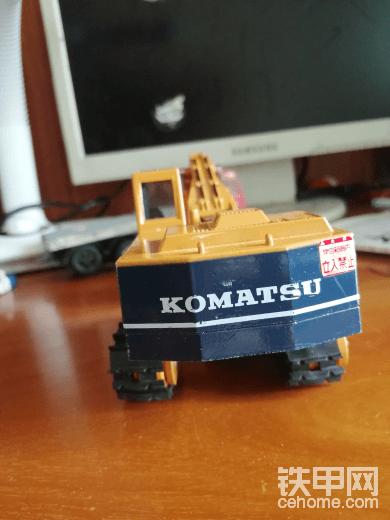 小松200-3模型,无盒