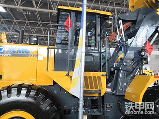 BICES  2019北京展会参展装载机简单介绍