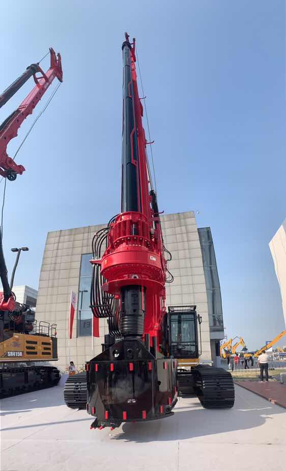 打卡北京工程机械展会