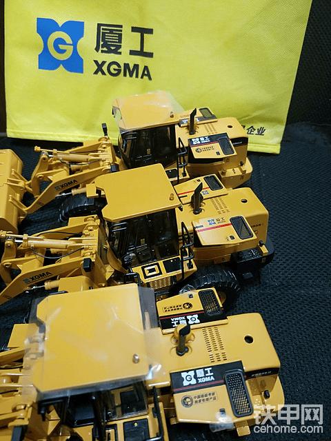 铲车/装载机模型