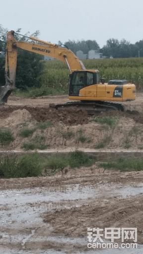 这是什么挖机,我纳闷死啦,和我的怎么不一样呢
