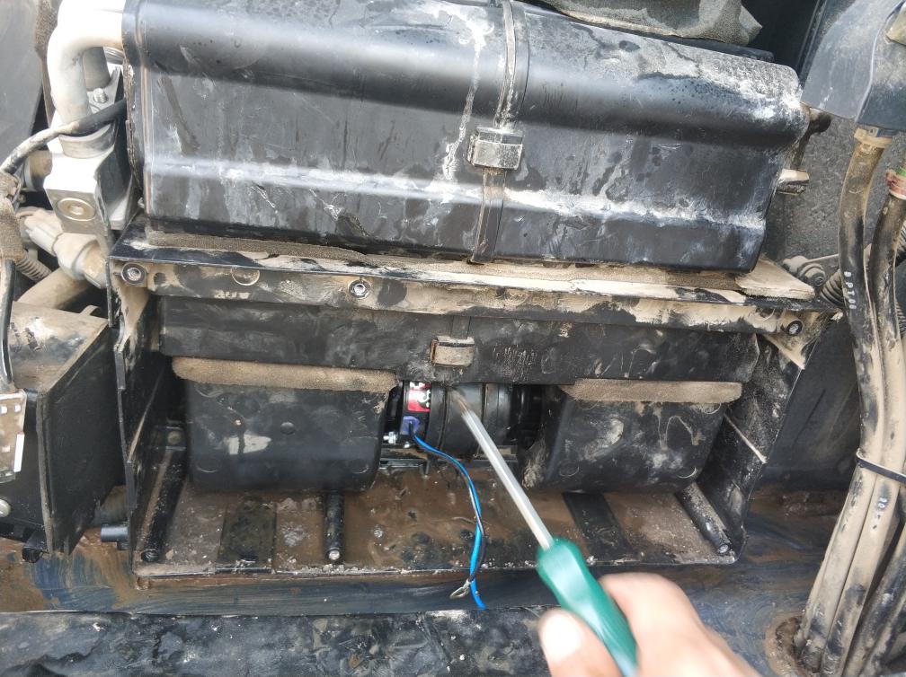 小松56空调清洗