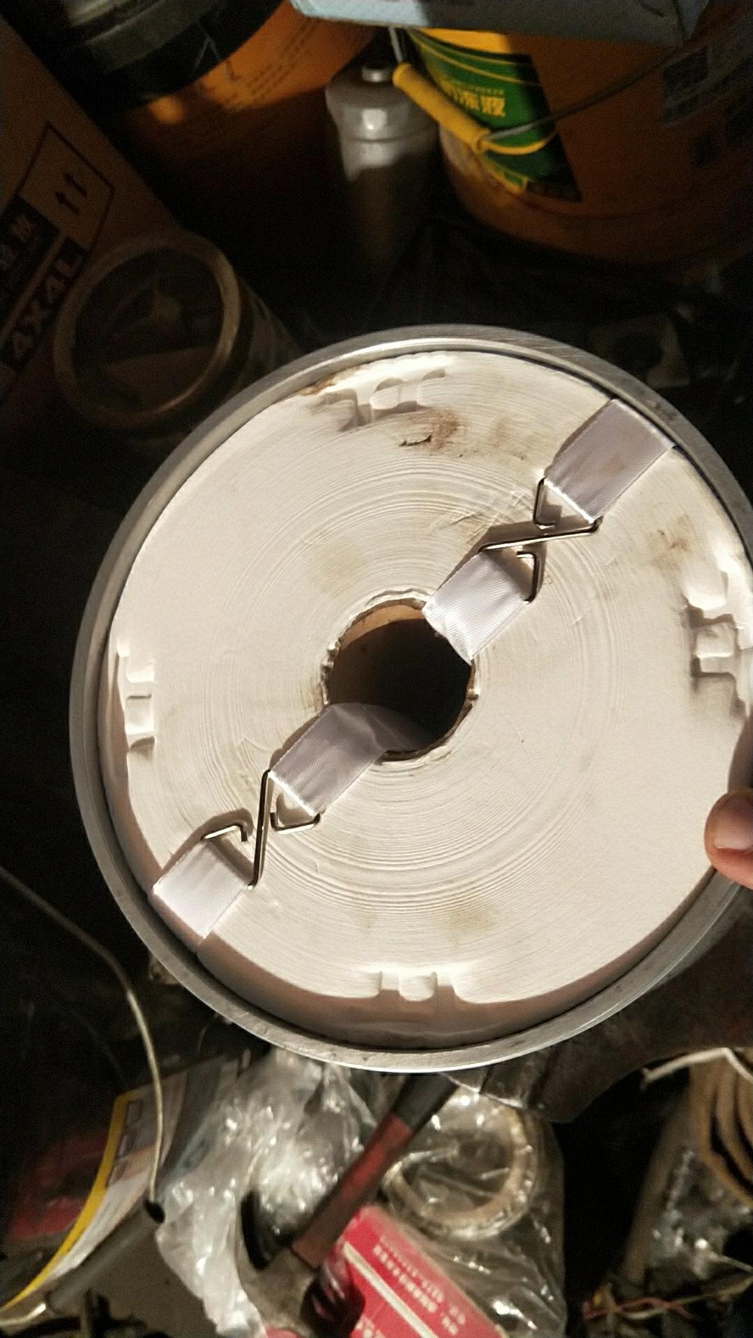 老徐工改装液压油清污神器