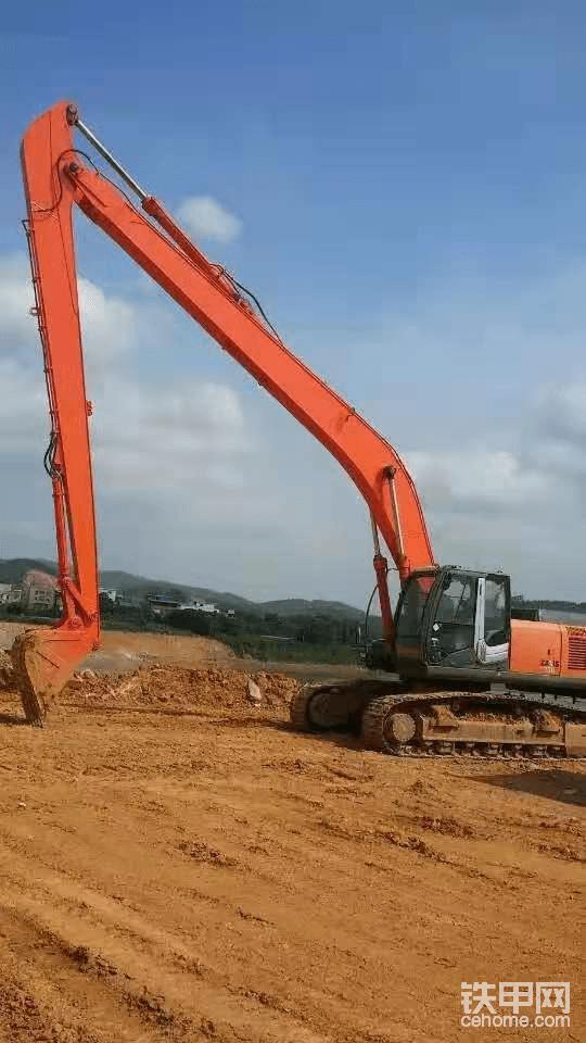【我要火】之与长臂挖掘机的故事三(完结篇)-帖子图片