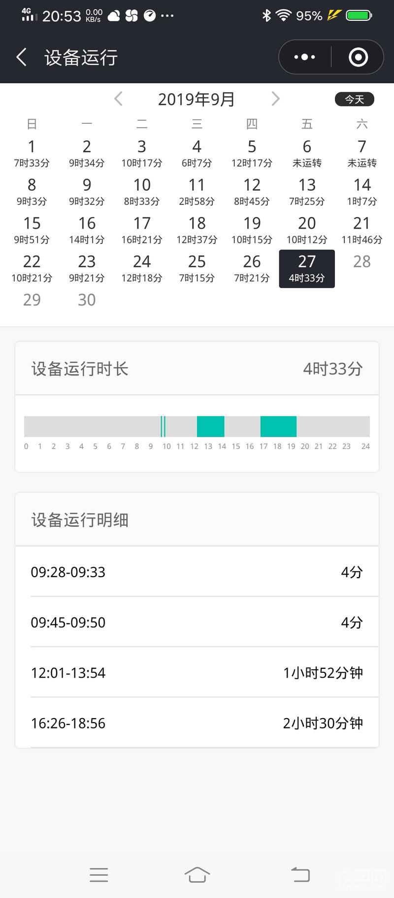 来吧,铁甲云盒·记录小帮手。总起来说这个月还是干的挺可以的,北京展期间是学徒在干。回来之后基本上每天都在忙。中间有两天下雨停了几天。最近这十来天基本上都是每天十个小时以上。