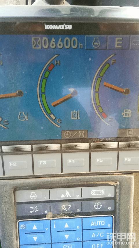 【干过的工地】小松60-8    6600小时可谓走南闯
