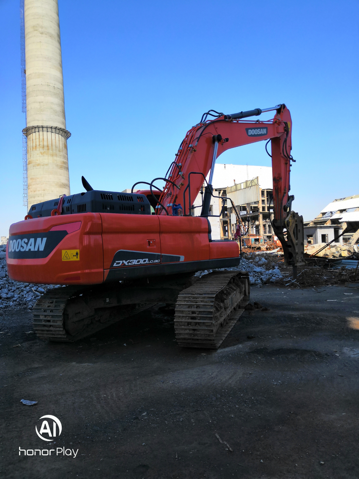 【老司机评车】斗山DX300LC-9C挖机使用感受