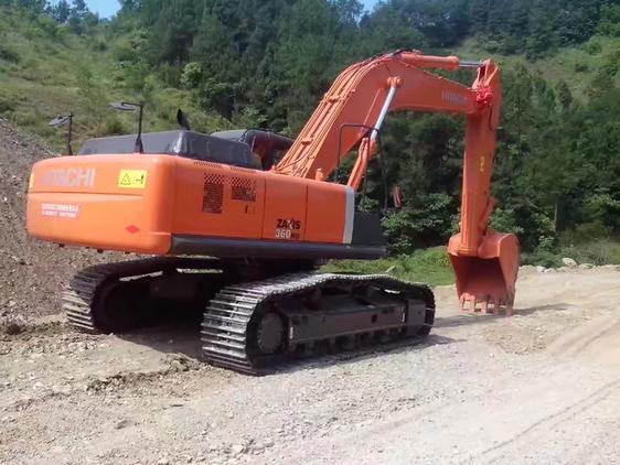 【爱上铁甲小事3】那些开新挖机的日子