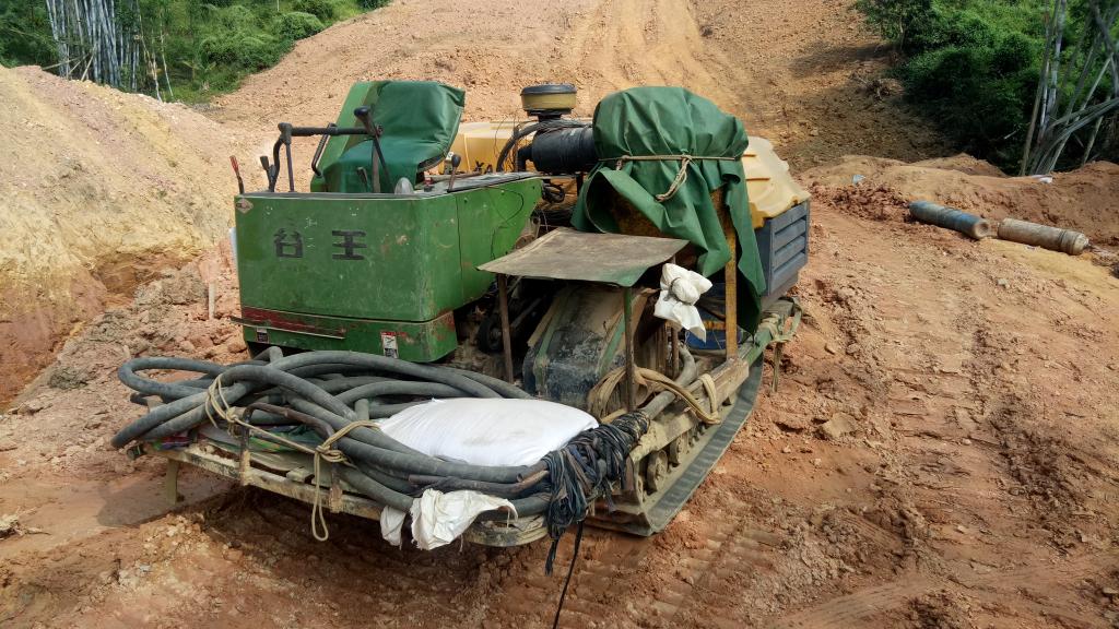 """奇瑞不仅有挖掘机,还有""""步战车"""""""