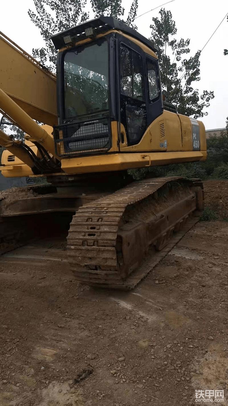 小松400-7挖掘机对外出售-帖子图片