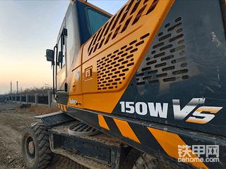 【经验分享】现代150WVS轮挖1770使用报告
