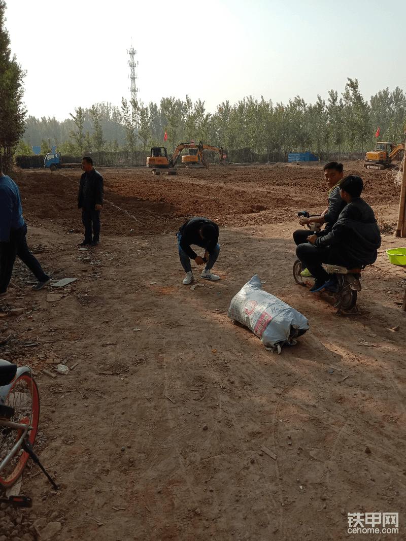 挖掘机培训学校帖子图片
