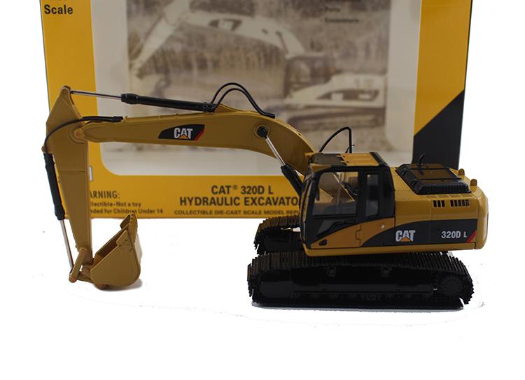 一等奖: 挖机模型(1台)