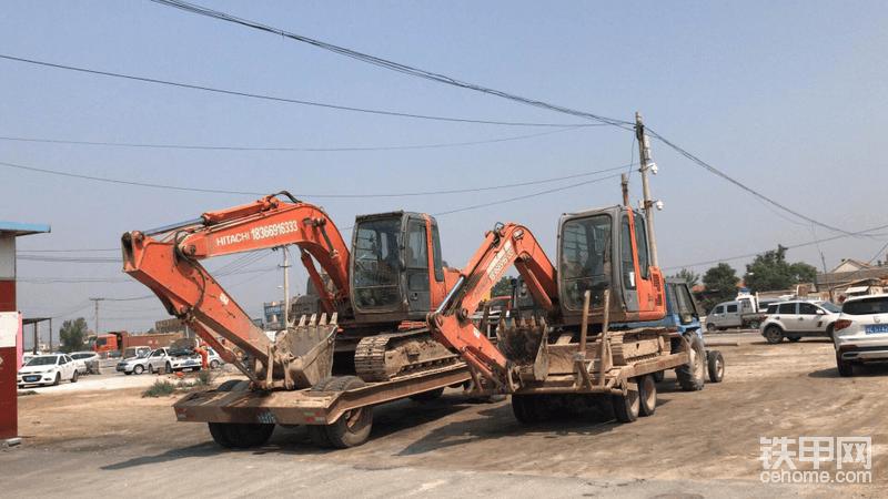 日本本土挖掘機拍賣會-帖子圖片