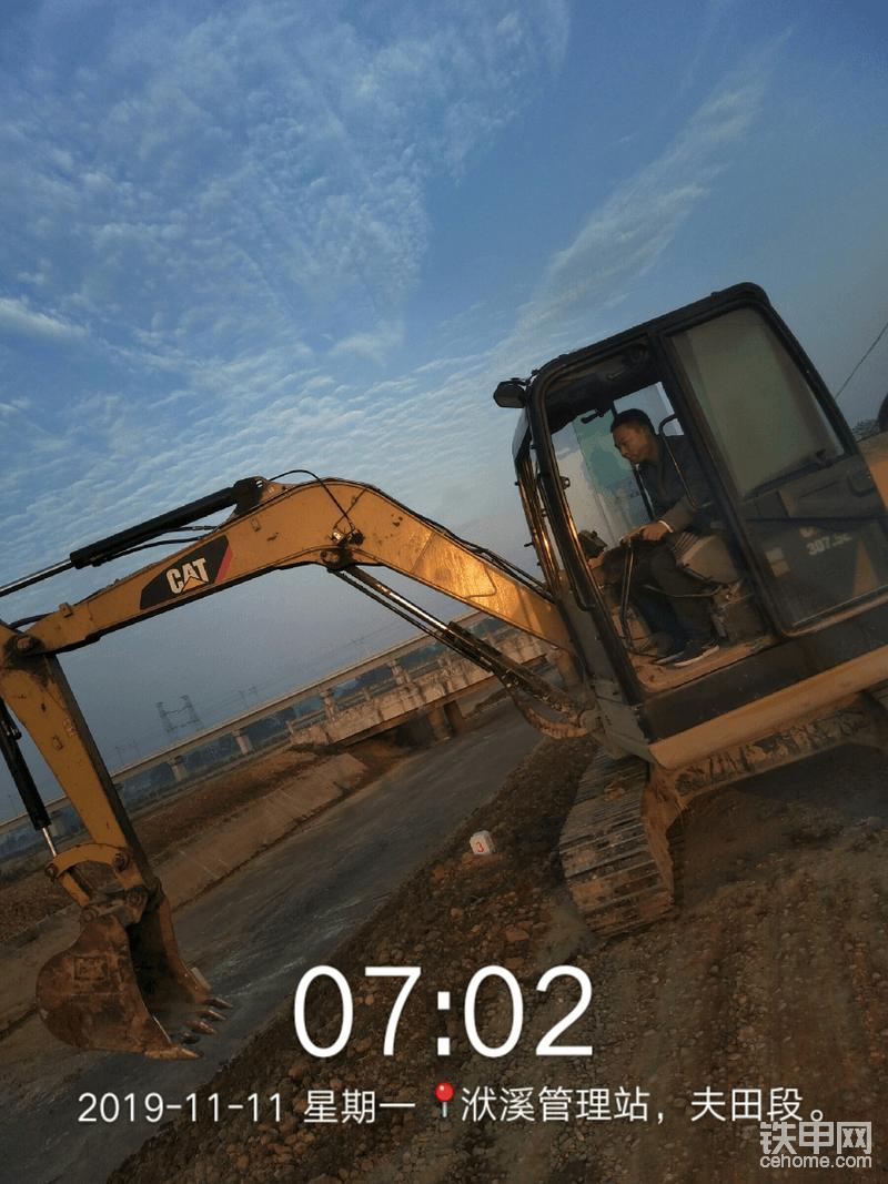 有没有要学挖掘机的啊,想带个徒弟,江西宜春-帖子图片