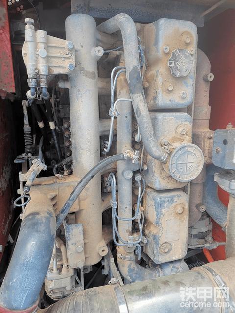 斗山DH225-9喷油嘴铜套问题
