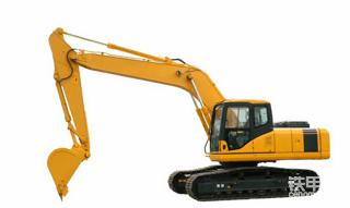 挖掘机从业记1