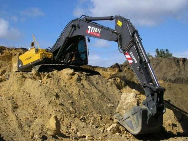 挖掘机从业记2