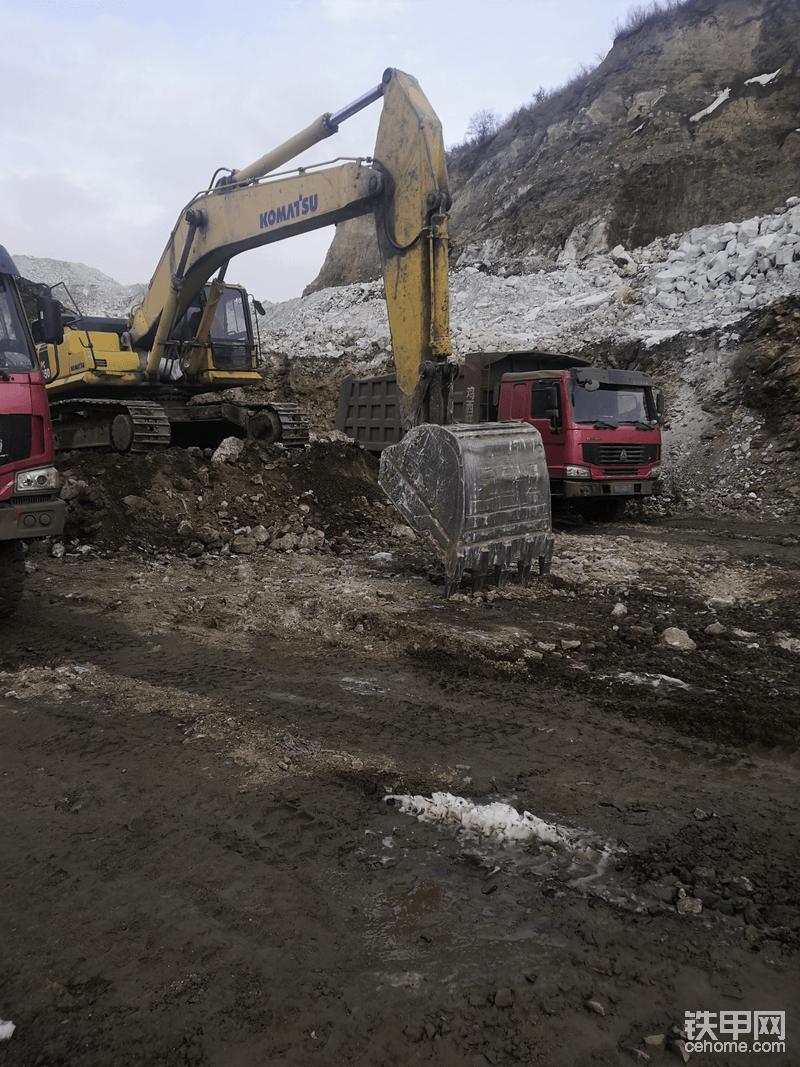 小松450-8挖掘機故障碼CA778的故障排除。-帖子圖片