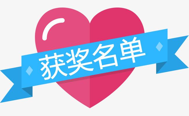 【获奖公布】版主活动1期、2期获奖名单公布!