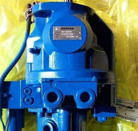 【我要粉丝】干货!一分钟带你认全挖掘机液压泵品牌