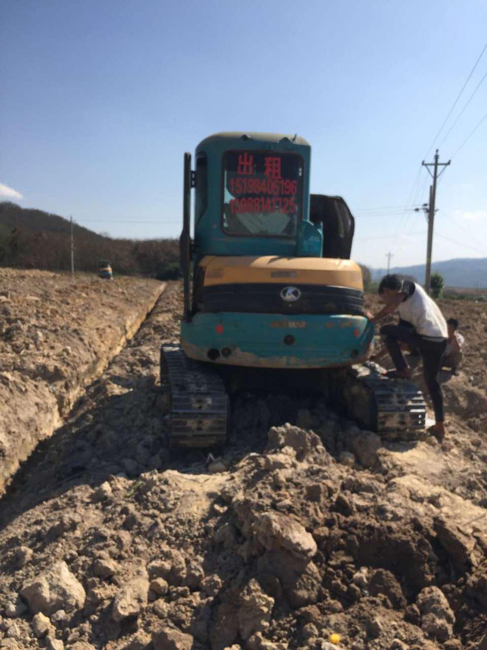 售卖售卖#久保田小型挖掘机