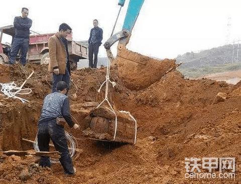 有干过比挖坟地还狠的挖掘作业吗?