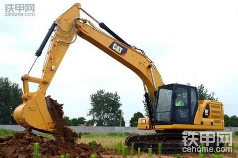 手中预算100W 20吨挖机选卡特还是选国产?