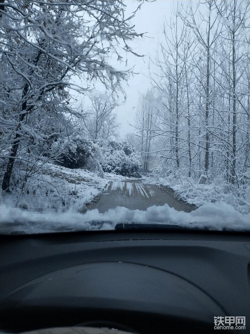 雪景不赖吧