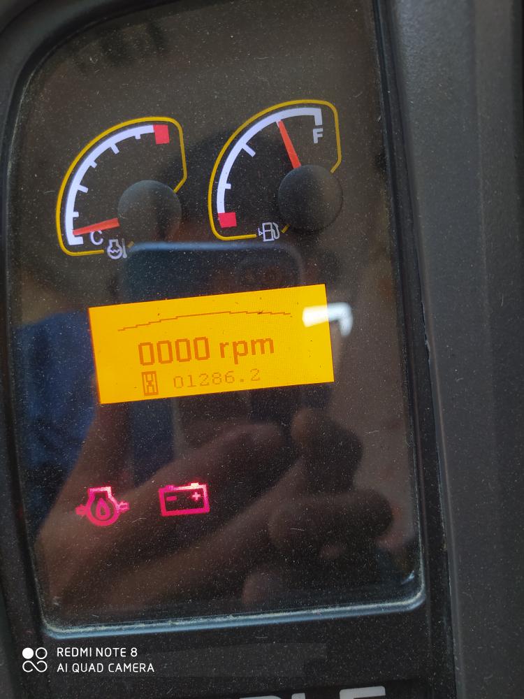 山东临工E660F使用一千小时报告