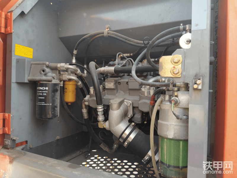 液压泵非常美观,原装进口未动