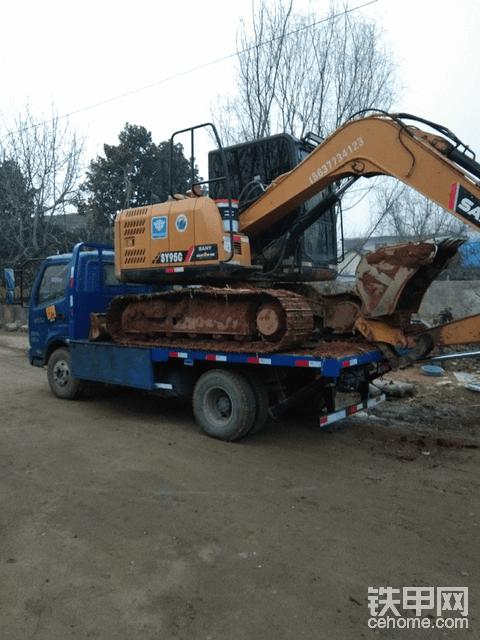 改装拖车完工