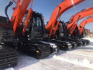 日立ZX200-6和ZX225US-6挖掘机