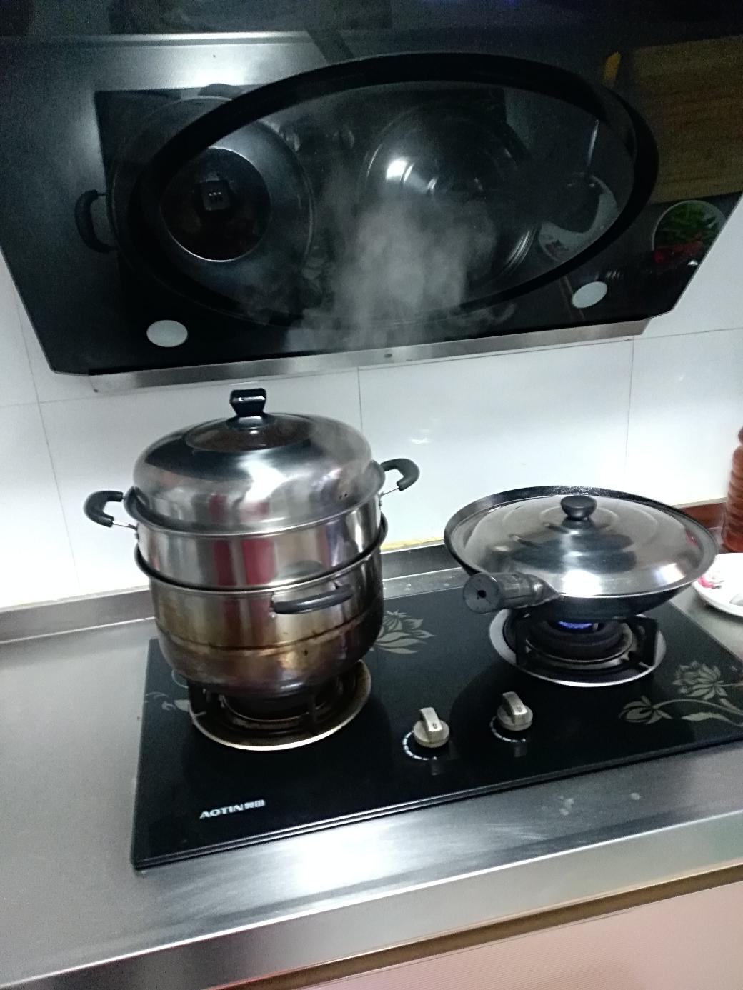 【金鼠打卡第十二天】我爱烧饭了