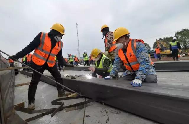 【已解决】急需焊工!武汉雷神山医院抢建中,位置黄家湖!