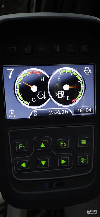鼠年说车   徐工XE75D两千三百小时使用报告
