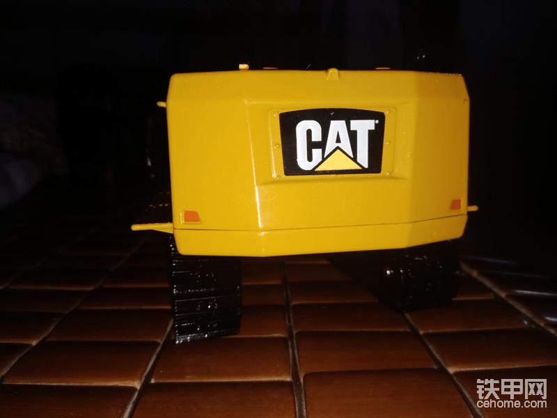 卡特挖掘機模型-帖子圖片