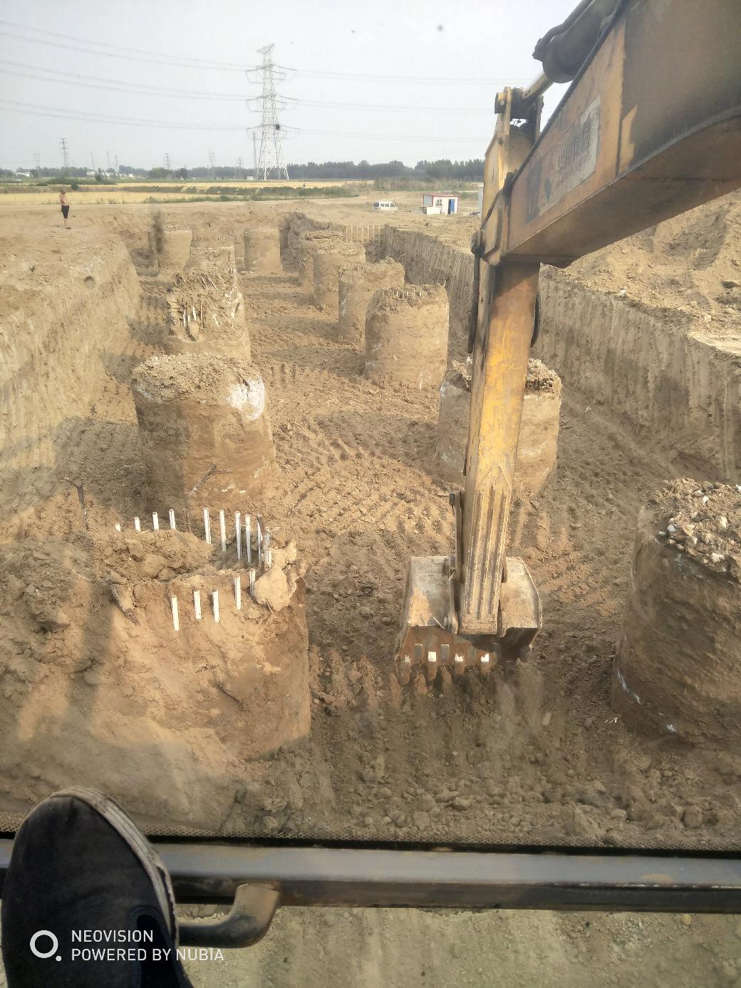 挖机司机找活