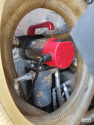 【甲友宅生活】之在家没事加装柴油泵
