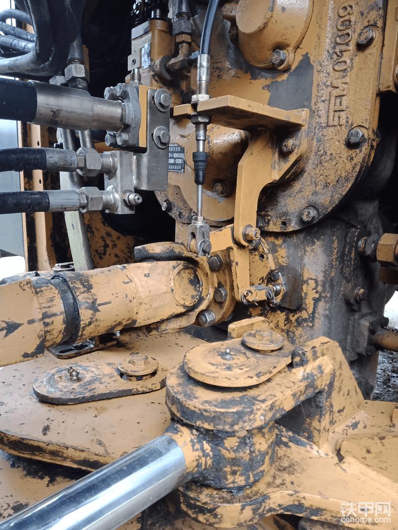 關于山工裝載機50F-II 的小問題-帖子圖片
