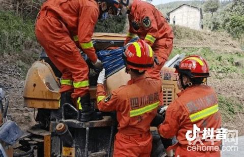 刚开工就发生侧翻事故,挖机驾驶员惨遭不幸遇难