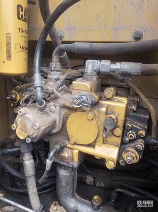 卡特312d2gc调节器的问题?进来讨论!