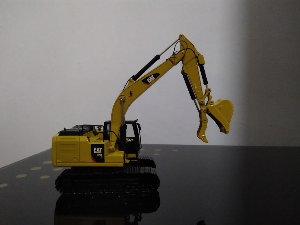 喜提模型一台,承接超小型工程