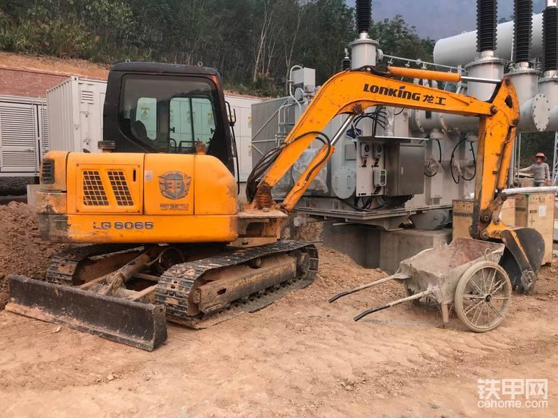龍工LG6065小挖6000小時使用報告-帖子圖片