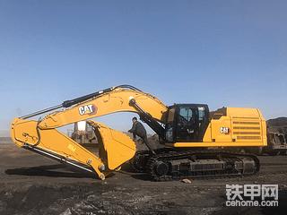 新款卡特349挖掘机
