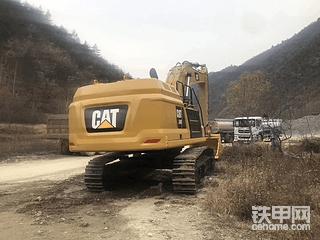 新款卡特349挖掘机,你值得拥有