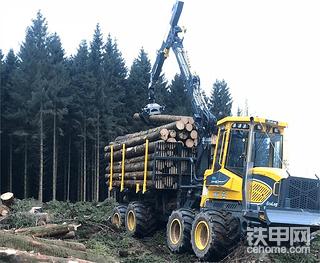 海外靓机:集木车