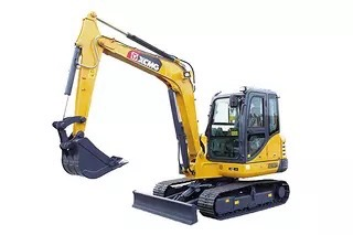 徐工XE60挖掘机首付5000就可以提机!